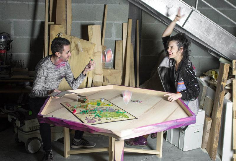Silvestre & Rousselot Sur-mesure ébénisterie d'art Lyon made in france